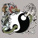 dragon tiger white